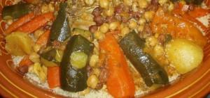 Recette couscous