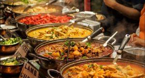 Cuisine des indiens