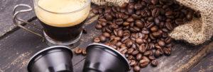 capsules de cafe bio compatible Nespresso